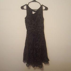 London Times Silk Dress
